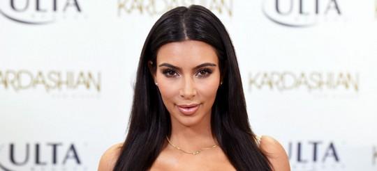 Ким Кардашьян снова порадовала поклонников снимком без белья