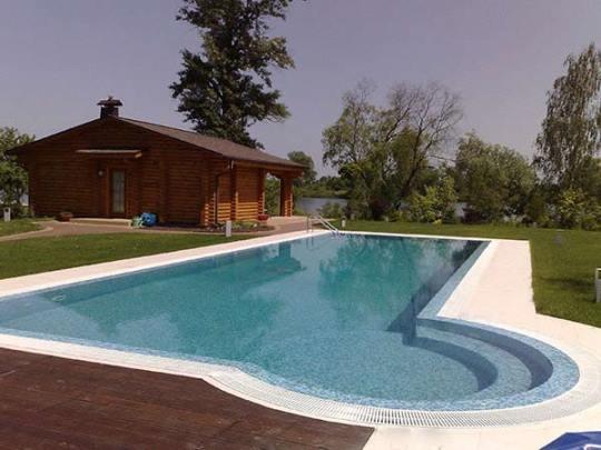 Строительство бетонного бассейна - гарантированное качество от мастеров