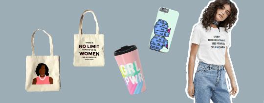 ТОП-5 подарков для феминистки