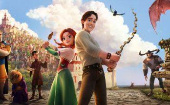 """Идем в кино: впечатления от украинского мультфильма """"Похищенная принцесса"""""""