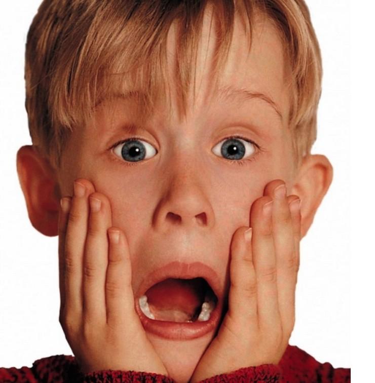 Маколей Калкин признался, что неможет смотреть фильм «Один дома»