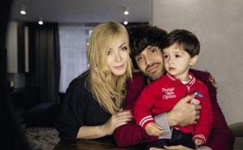 Ирина Билык показала свою семью