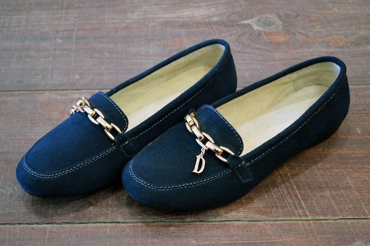 Женские мокасины - элегантная обувь на все случаи жизни