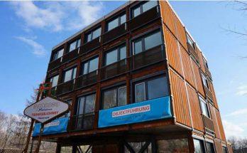 Где живут студенты: самые необычные общежития мира – Часть 2