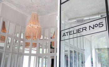Atelier No5: качественная обувь, привлекательная одежда и невероятно вкусные тортики!