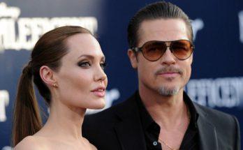 Брэд Питт и Анджелина Джоли не могут поделить имущество