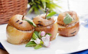 Сладкий минимум: 3 низкокалорийных рецепта печеных яблок