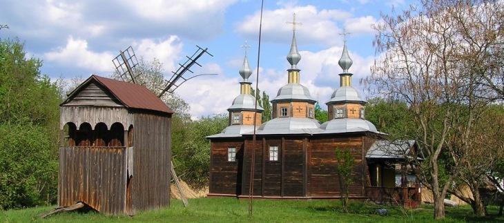 Неизвестная Украина: Переяслав-Хмельницкий - город музеев и креатива