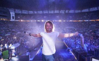 Олег Винник - первый украинский исполнитель, сумевший собрать полный стадион