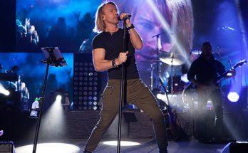 Поклонницы певца Олега Винника напали на охрану во время концерта