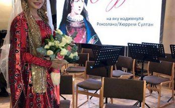 Ольга Сумская снова стала Роксоланой