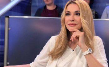 Актриса Ольга Сумская показала себя в молодости
