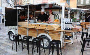 Интересные идеи для бизнеса: фаст-фуд на колесах