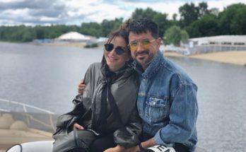 Муж украинской певицы Ани Лорак резко постарел