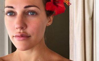 """Актриса сериала """"Великолепный век"""" показала себя без макияжа"""