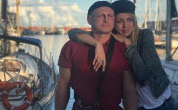 Ольга Полякова показала своего мужа