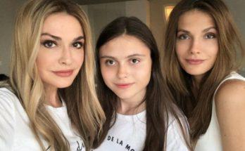 Актриса Ольга Сумская поделилась редким снимком с детьми