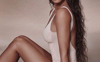 Ким Кардашьян призналась, сколько она сейчас весит