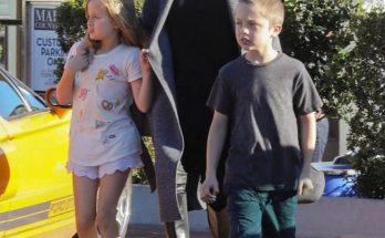 Как менялись с годами двойняшки Анджелины Джоли и Брэда Питта