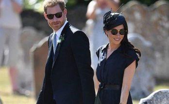 Принц Гарри и Меган Маркл опозорились на свадьбе друга