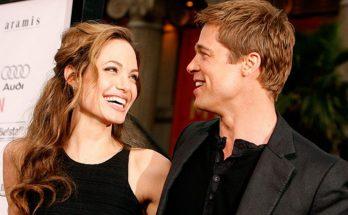 Разгорается новый скандал между Анджелиной Джоли и Брэдом Питтом