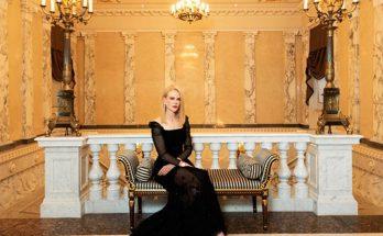Николь Кидман встретилась с российскими знаменитостями