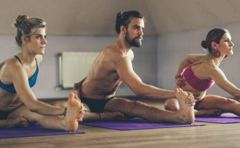 Горячая йога - тренируйся и худей