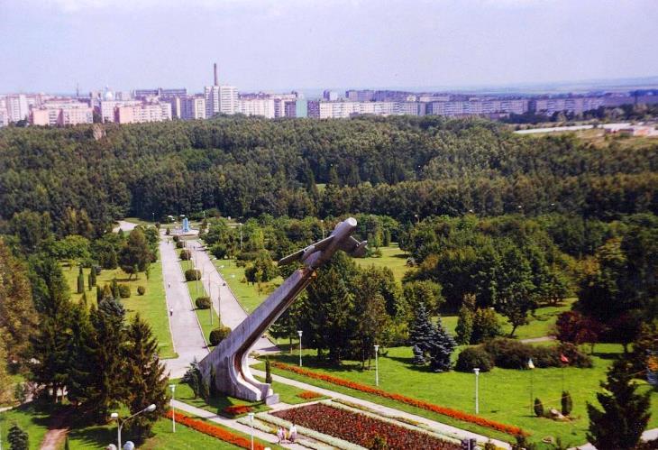 Неизвестная Украина: неизведанные тропы Тернополя
