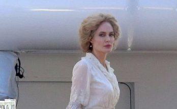Анджелина Джоли удивила своим перевоплощением для новой роли