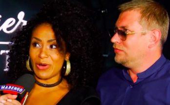 Певица Гайтана в первый раз показала мужа
