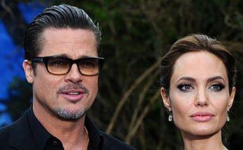 Стали известны подробности тайной встречи Анджелины Джоли и Брэда Пита