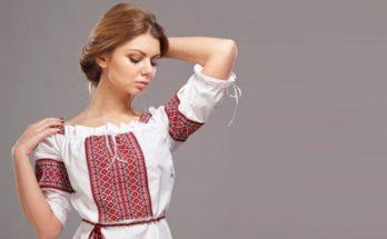 Вышиванка: украинское - значит модно