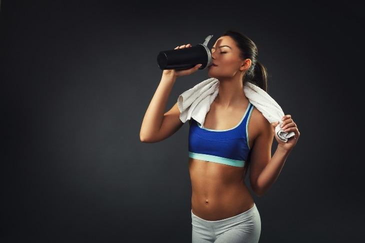 Спортивное питание: как правильно употреблять