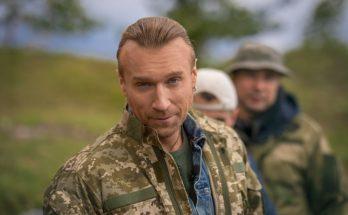 Певец Олег Винник в первый раз показал своих родных