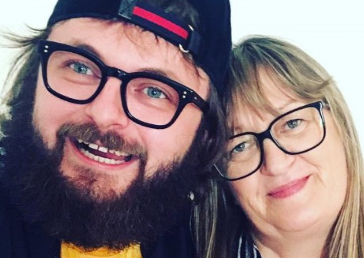 Украинский музыкант Дзидзьо рассказал о дебюте своей мамы в кино