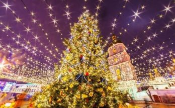 Де зустріти Новий рік. Цікаві місця в Києві