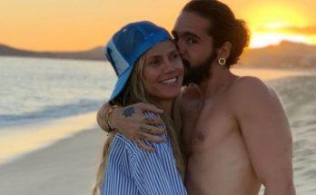 45-летняя Хайди Клум выходит замуж за 29-летнего возлюбленного