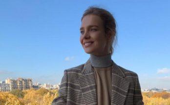 Известная модель Наталья Водянова показала свою бабушку
