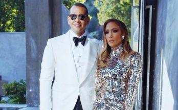 Дженнифер Лопес и Алекс Родригес планируют свадьбу на это лето