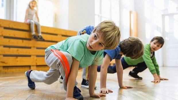 Спорт для детей