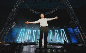 Стадион эмоций: Группа «Антитела» покорила своей музыкой «Арену Львов»