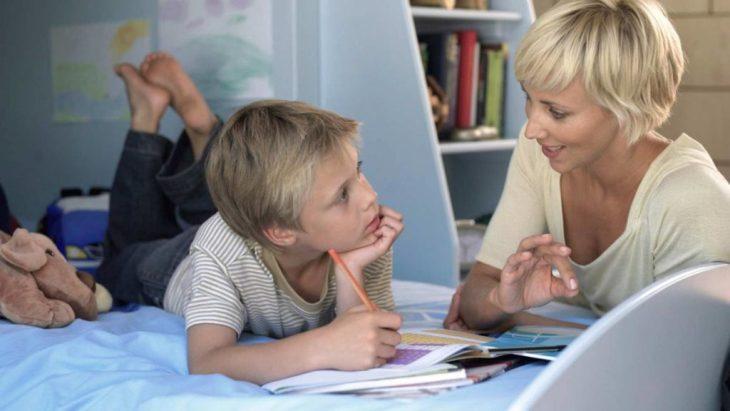 Как правильно помочь детям при выполнении домашних заданий