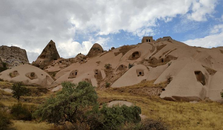 5 прелестей Каппадокии