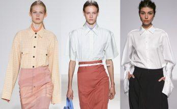Блузы и рубашки в тренде: чем пополнить свой гардероб