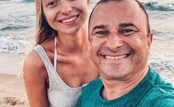 Певец Виктор Павлик отдохнул в Греции с молодой возлюбленной