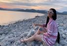 Маша Ефросинина показала фото с пляжа