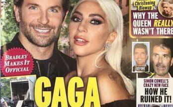 Стало  известно, что исполнительница Леди Гага переехала к Брэдли Куперу
