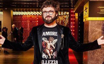 Артист Dzidzio показал себя в детсве