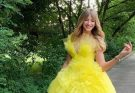 Леся Никитюк показала свой первый пост в социальных сетях