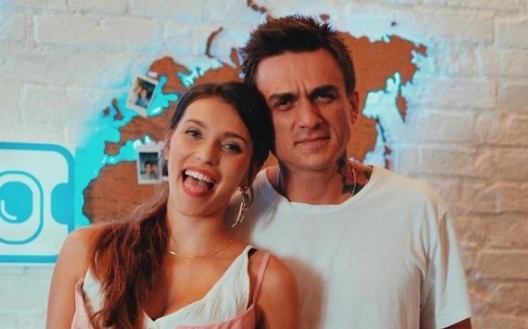 Украинская ведущая Регина Тодоренко показала первые кадры своей свадьбы